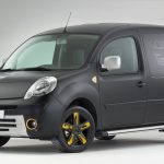 Grijs kenteken ombouw Renault Kangoo Family