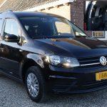 Grijs kenteken ombouw Volkswagen Caddy Life